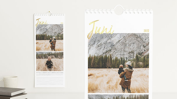 Fotokalender - Phänomenales Jahr