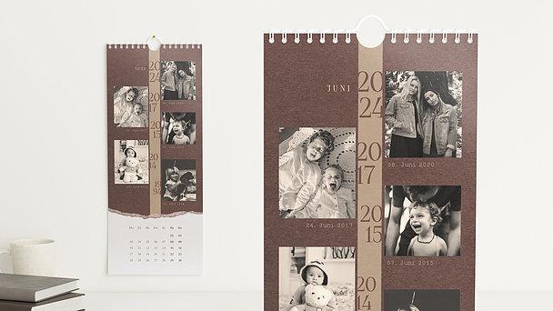 Fotokalender - Lauf der Jahre