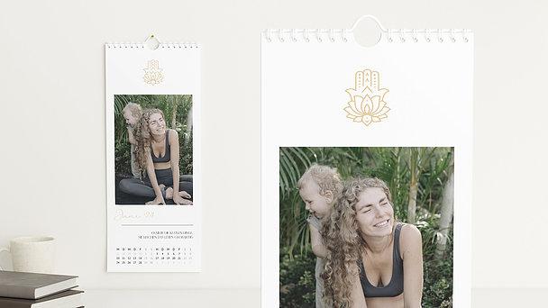 Fotokalender - Achtsamkeit