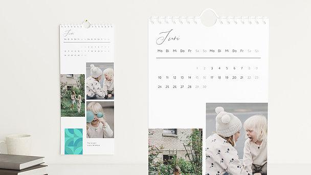 Fotokalender - Musterliebe