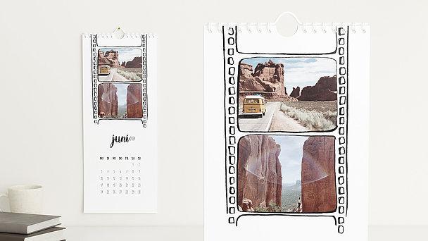 Fotokalender - The movies