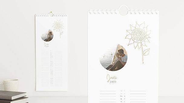Fotokalender - Saisonale Freuden