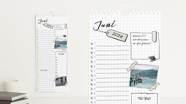 Fotokalender - Alles im Griff