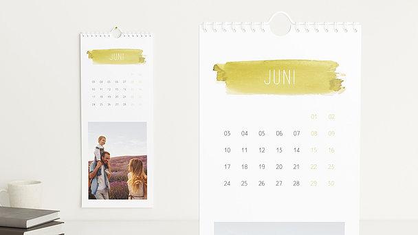 Fotokalender - Vier Jahreszeiten