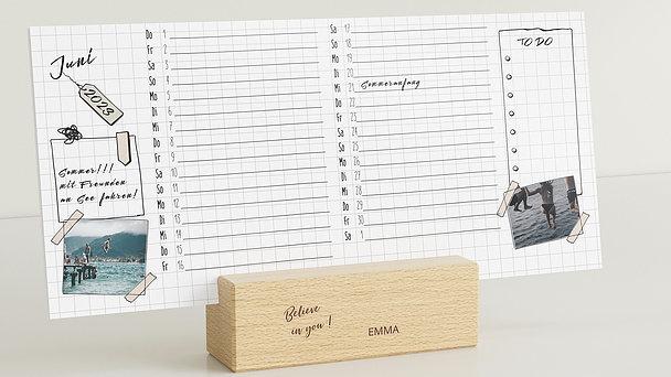 Fotokalender - Alles im Griff Tischkalender