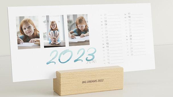 Fotokalender - Schwungvolles Jahr Tischkalender