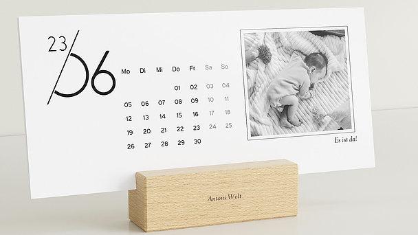 Fotokalender - Stilvolles Jahr Tischkalender