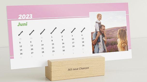 Fotokalender - Wundervolle Tage Tischkalender