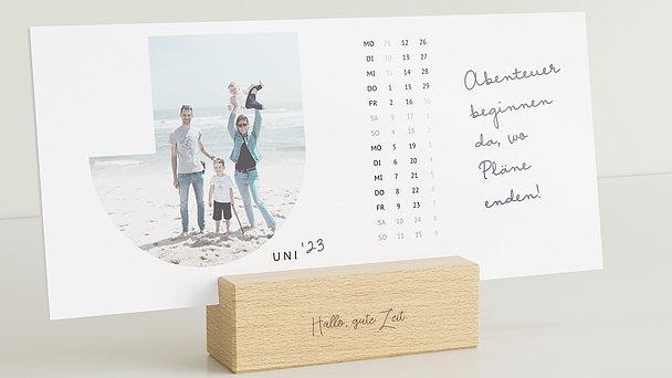 Fotokalender - Hello good times Tischkalender