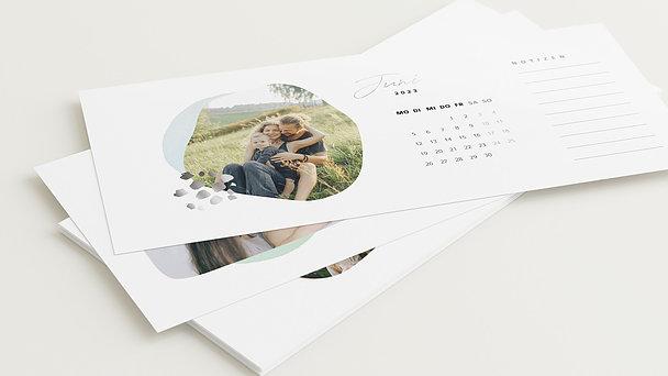 Fotokalender - All happy together Tischkalender