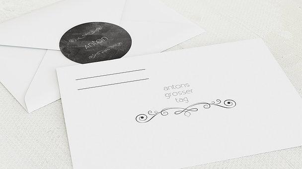 Umschlag mit Design Kommunion - Kommunionstafel