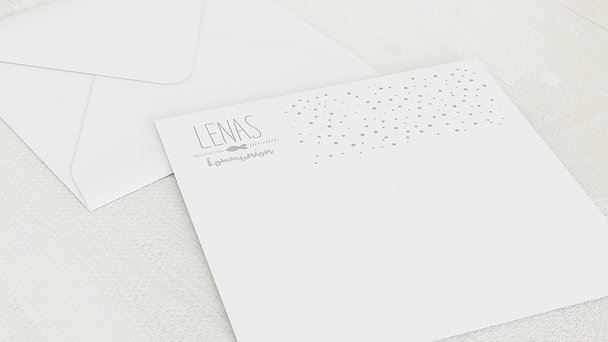 Umschlag mit Design Kommunion - Viel Segen