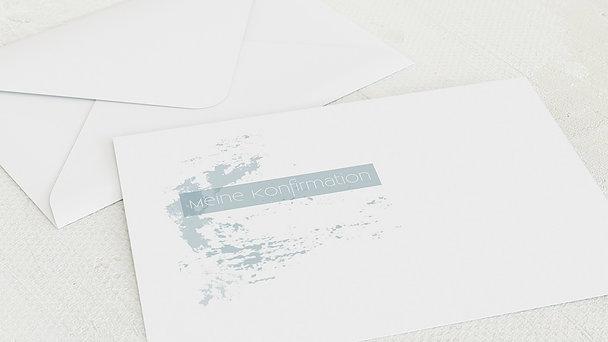 Umschlag mit Design Konfirmation - Mein großer Tag