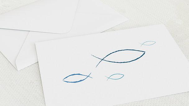 Umschlag mit Design Konfirmation - Bedeutung