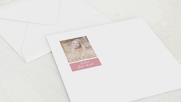Umschlag mit Design Jugendweihe - Feenland