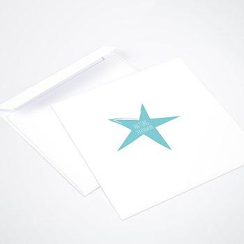 Umschlag mit Design Jugendweihe - Ausschwärmen