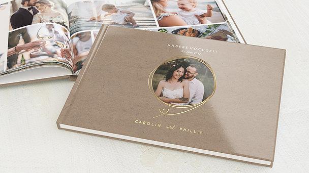 Fotobuch Hochzeit - Unendlich verliebt