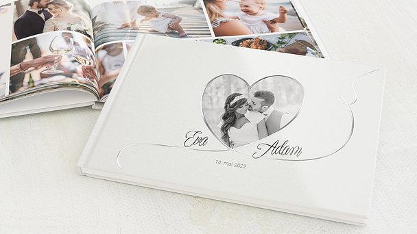 Fotobuch Hochzeit - Leichtigkeit