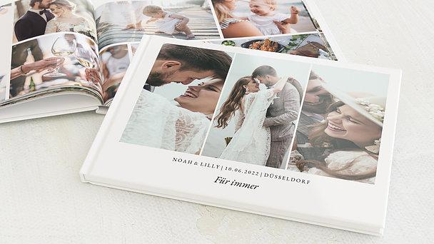 Fotobuch Hochzeit - Grateful Moment