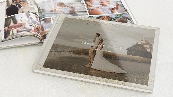 Fotobuch Hochzeit - Love Glow