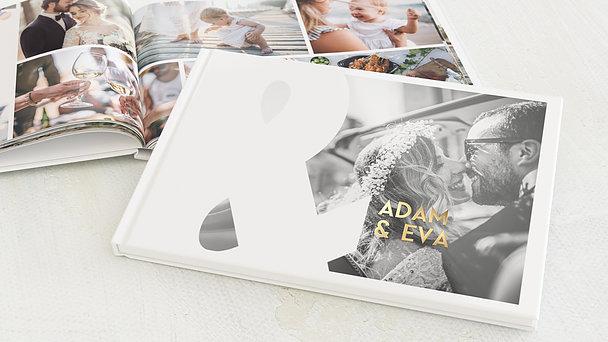 Fotobuch Hochzeit - Du & ich