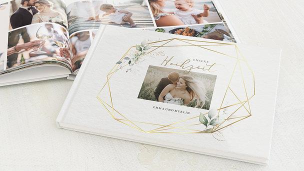 Fotobuch Hochzeit - Traumbouquet