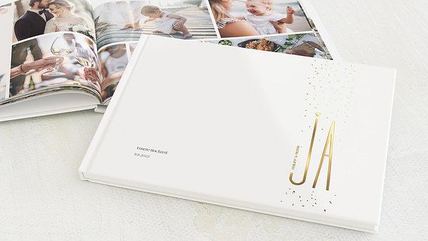 Fotobuch Hochzeit - Goldsturm