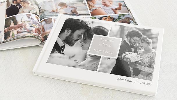 Fotobuch Hochzeit - Unbedingt