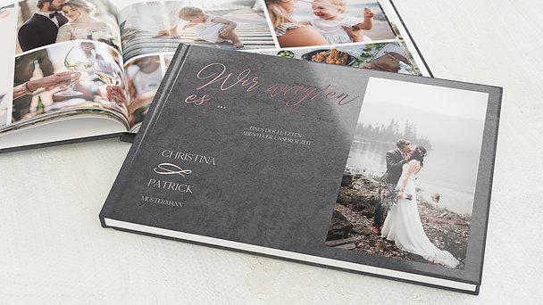 Fotobuch Hochzeit - Lebenstraum