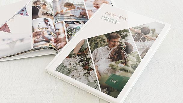 Fotobuch Hochzeit - Himmelwärts
