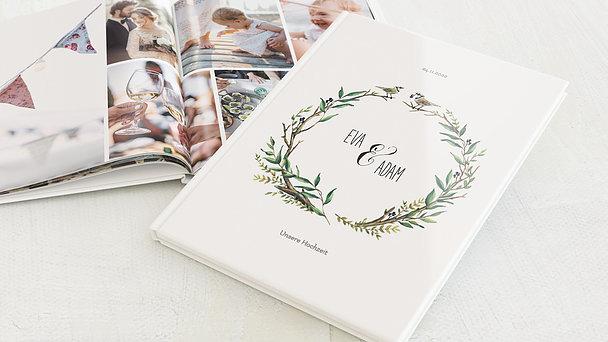 Fotobuch Hochzeit - Liebesnest