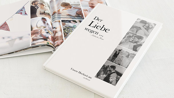 Fotobuch Hochzeit - Fotobox