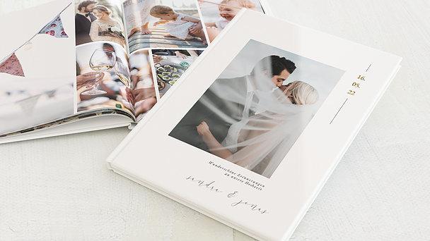 Fotobuch Hochzeit - Gesucht und gefunden