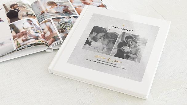 Fotobuch Hochzeit - Mondäne Klarheit