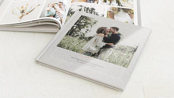 Fotobuch Hochzeit - Plötzlich Liebe