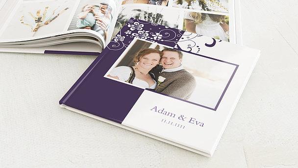 Fotobuch Hochzeit - Garten der Träume