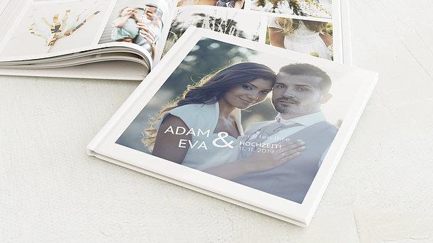 Fotobuch Hochzeit - Einfach Ja