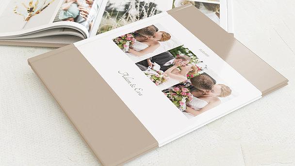 Fotobuch Hochzeit - Ja, ich will