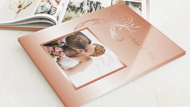 Fotobuch Hochzeit - Frühlingsgefühle