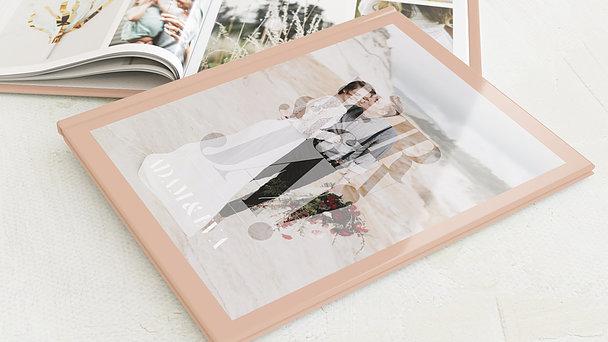 Fotobuch Hochzeit - Das große Wort