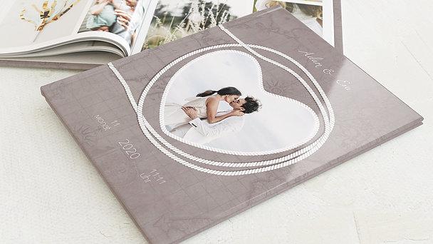 Fotobuch Hochzeit - Starke Verbindung