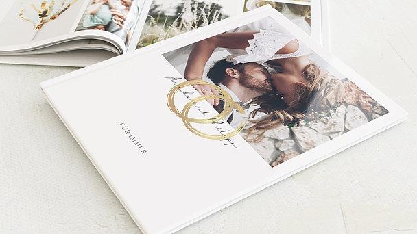 Fotobuch Hochzeit - Noblesse