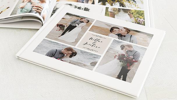 Fotobuch Hochzeit - Blühende Zeit