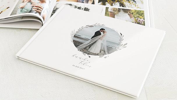 Fotobuch Hochzeit - Weg zum Anfang