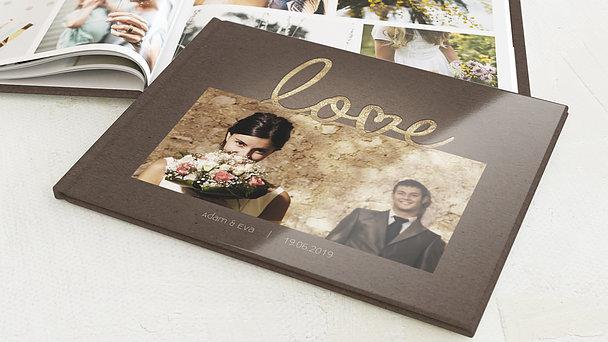 Fotobuch Hochzeit - Pure Love