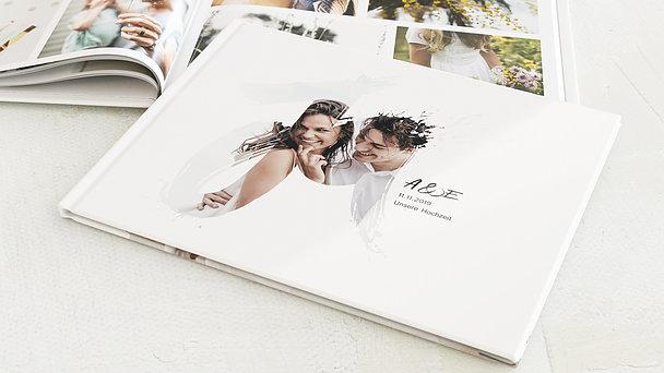 Fotobuch Hochzeit - Liebesenergie