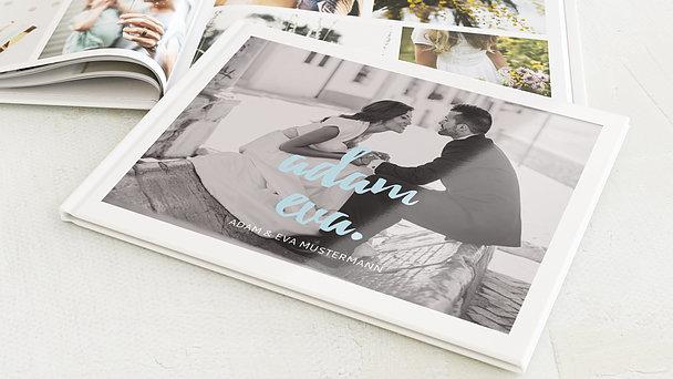 Fotobuch Hochzeit - Verliebt, verlobt