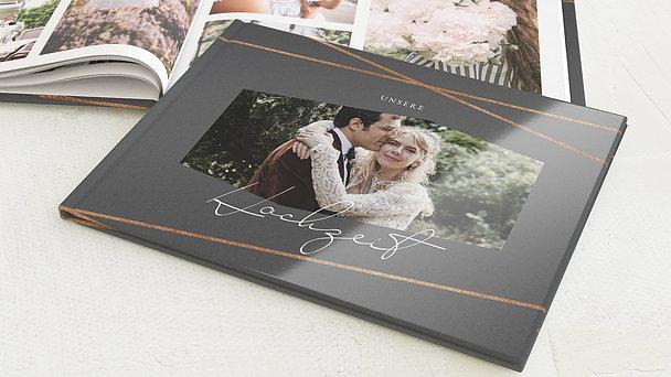 Fotobuch Hochzeit - Zwei Glückskinder