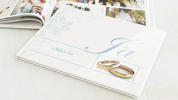 Fotobuch Hochzeit - Weiße Hochzeit