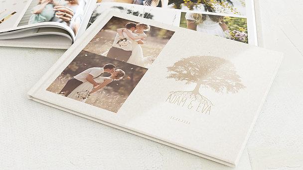 Fotobuch Hochzeit - Stammbaum